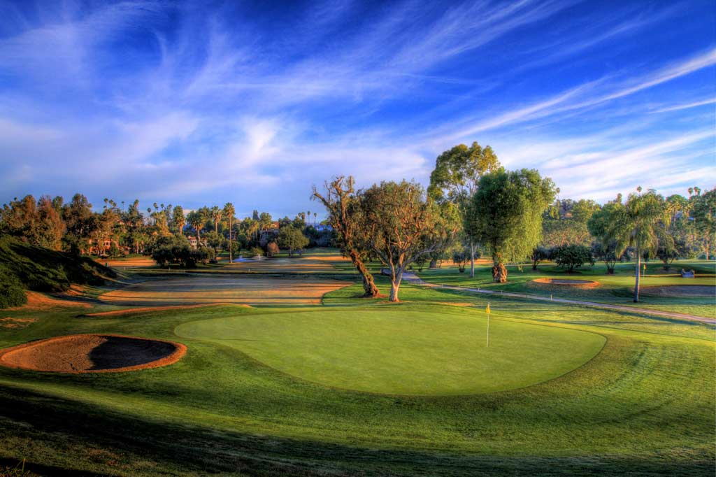 Golf Course in Riverside, CA