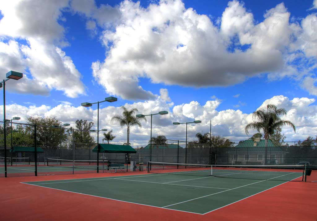 Professional Tennis Lessons in Riverside, CA